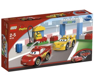 DUPLO Cars set, suitable from age 2. Picture: pixmania.com, £18.00