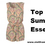 Featured image Summer holiday essentials