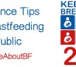 Confidence Tips For Breastfeeding In Public