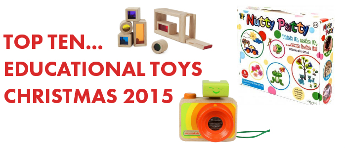 Great Educational Toys : Top ten educational toys for christmas visit from the