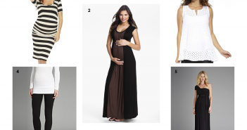 Basic Maternity Clothing